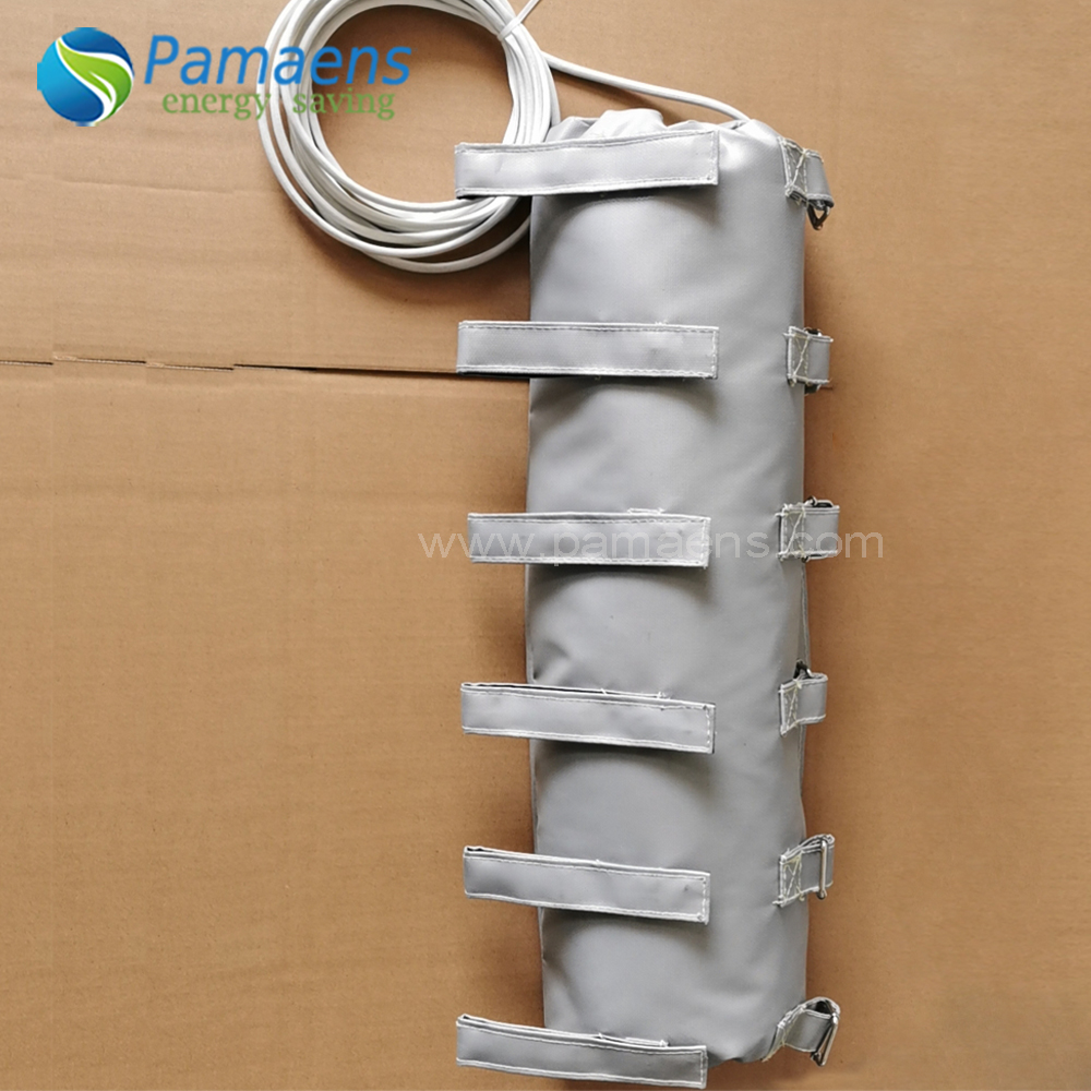 Insulated Pipe Heating Jacket Anti-freezing Pipe Warmer with adjustable Temperature Control Featured Image