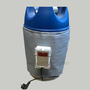 Manufacturing Companies for Oil Drum Silicone Heater -