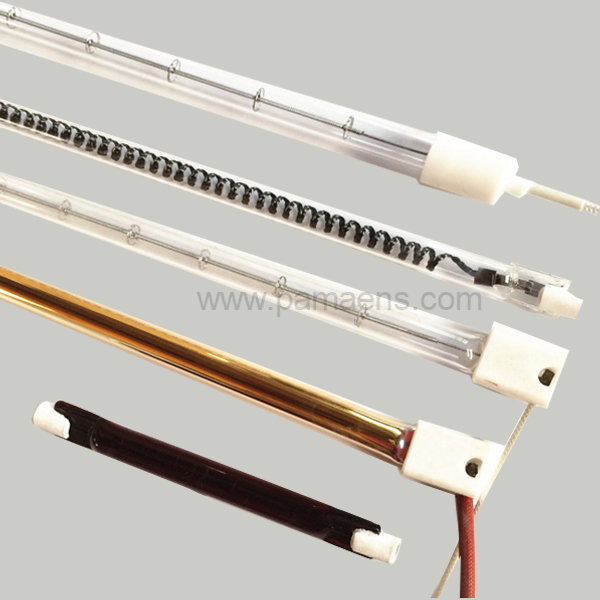 Factory Free sample 3kw Finned Tubular Heater - Halogen Heating Lamp – PAMAENS TECHNOLOGY