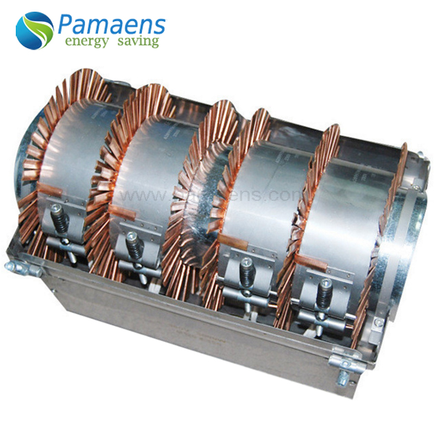 Industrial High Efficiency Air Cooled Ceramic Band Heater with Copper Fins Featured Image