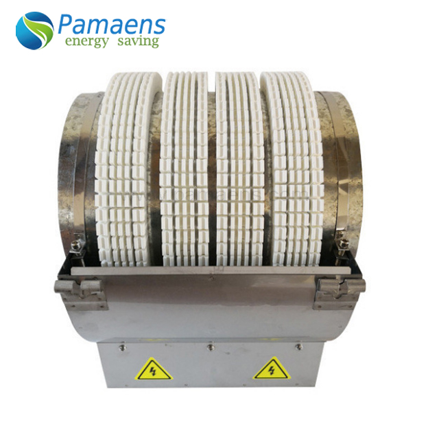 Air cooling heater with fins Featured Image