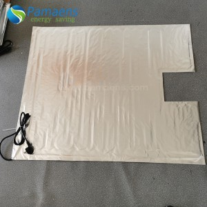 High Efficiency Rapid Thawing Ground Thawing Blankets, Simple, Convenient and Low Cost