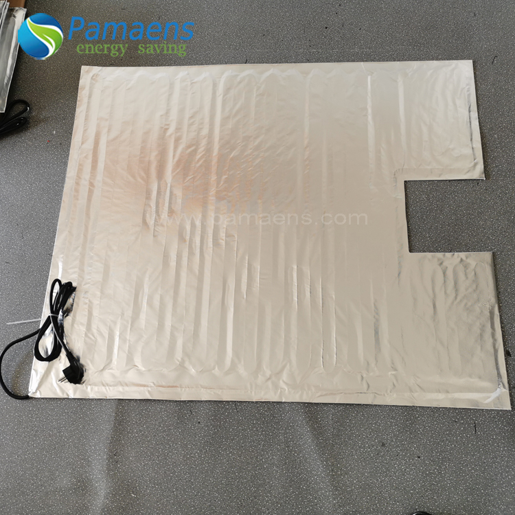 High Efficiency IBC Tote Base Aluminum Foil Heater at Great Price Featured Image
