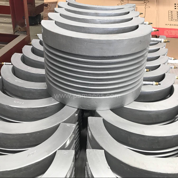Aluminum Finned Cast-In Band Heaters Featured Image
