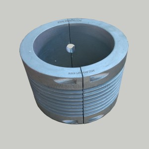Air Cooled Aluminum Heater