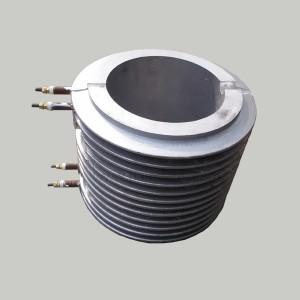 Air Cooled Aluminum Heater