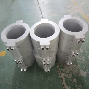 Water Cooled Cast Aluminum Heater