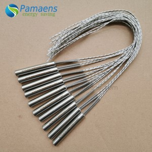 High Quality Electric Cartridge Heating Element for Sun Electric Heater with One Year Warranty