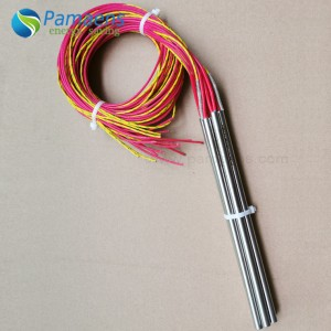 Custom Cartridge Heaters with Thermocouple for Hot Runner System