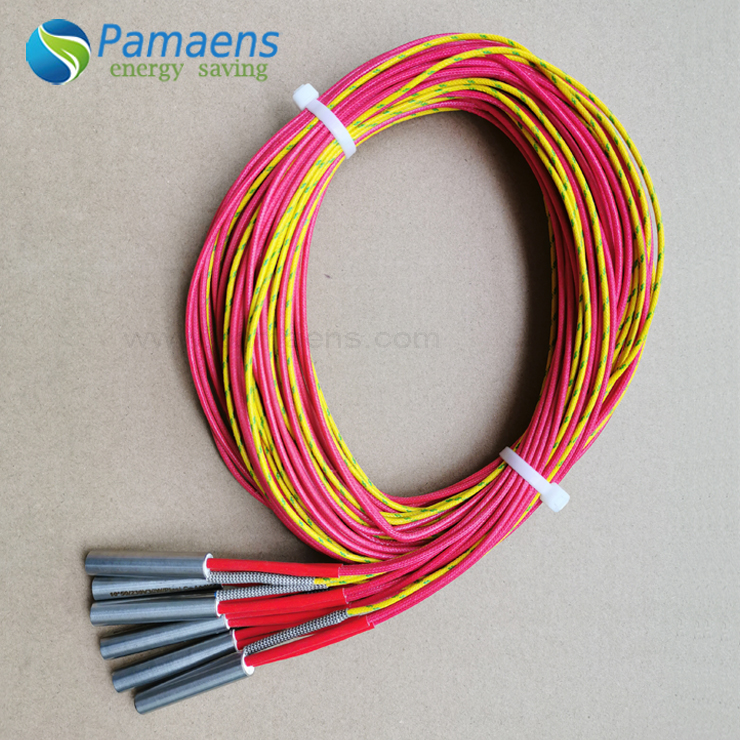 Customized Mold Heating Element Single End Cartridge Heater with One Year Warranty Featured Image