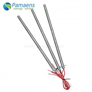Industrial Cartridge Heater Heating Elements for Plastic Molding with Two Year Warranty