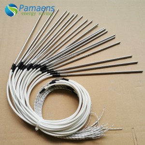 Durable Stainless Steel Cartridge Heater Rod with two year warranty