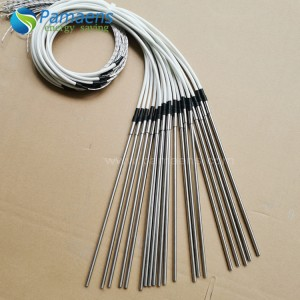 High Quality Water Proof Cartridge Heater 6 x 250 mm Supplied by Professional Manufacturer Directly