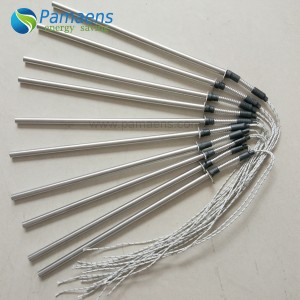 Customized Mold Heating Element Single End Cartridge Heater with One Year Warranty