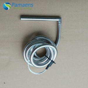 Cartridge Heater with SUS Hose Supplied by Professional Factory Directly