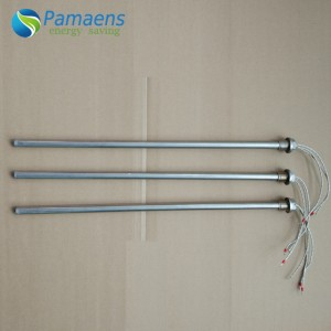 Customized Threaded Cartridge Heater Heating Element High Quality Type