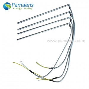 Cartridge Heaters 19mm X 200mm for Packaging Machines with Long Lifetime