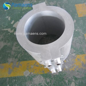 Water Cooling Barrel Heaters Aluminum Casting Heaters with One Year Warranty