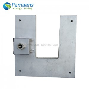 High Efficiency Aluminum Cast Heating Plate Made of New Aluminum Pig