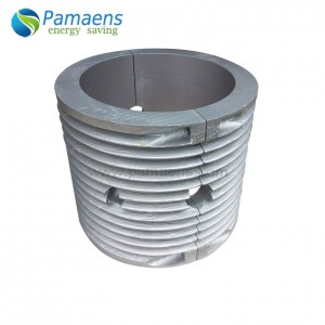 High Quality Customized Air Cooled and Water Cooled Cast Barrel Band Heater with One to two Years Warranty