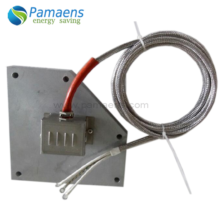High Efficiency Aluminum Cast Heating Plate Made of New Aluminum Pig Featured Image