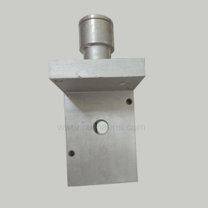 L Shape Aluminum Heating Plate