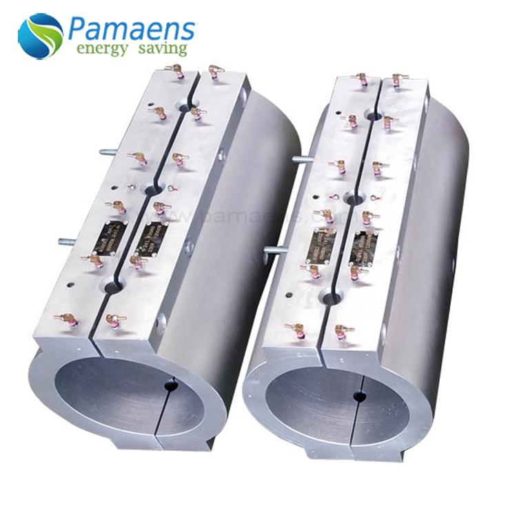Fabrycznie sprzedawany na gorąco odlew aluminiowy grzejnik taśmowy z wyróżnionym obrazem o długiej żywotności