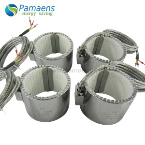 Ceramic Band Heaters Electric Extruder Ceramic Band Heater, Manufacturer from China