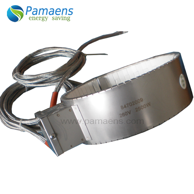 Ceramic Band Heaters Electric Extruder Ceramic Band Heater, Manufacturer from China Featured Image