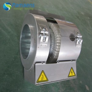 High Quality Extruder Barrel Heater with Air Cooling System