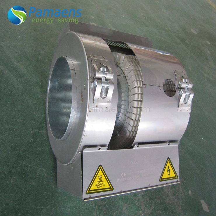 High Quality Extruder Barrel Heater with Air Cooling System Featured Image