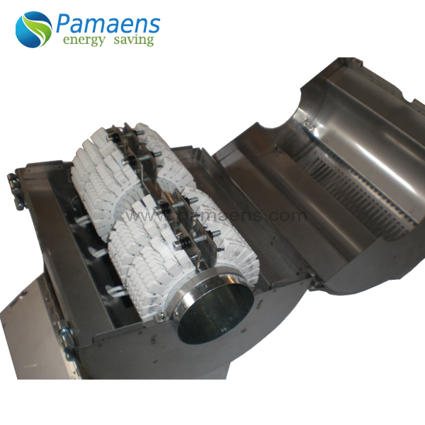 Air cooled ceramic band heater for extrusion machines