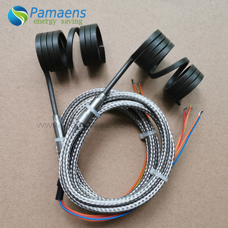 High Quality Coil Spring Heater for Hot Runner System, Injection Machine Featured Image