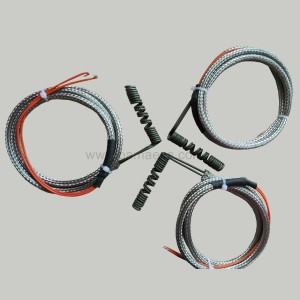 New Delivery for Flexible Strip Silicone Rubber Heater -