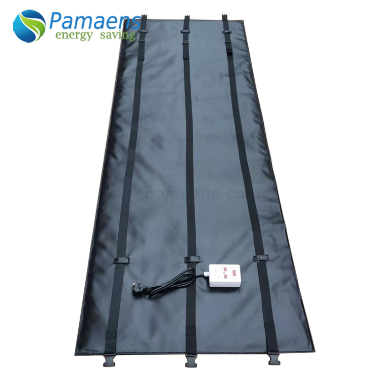 High Quality Concrete Curing Blanket with Adjustable Thermostat Featured Image