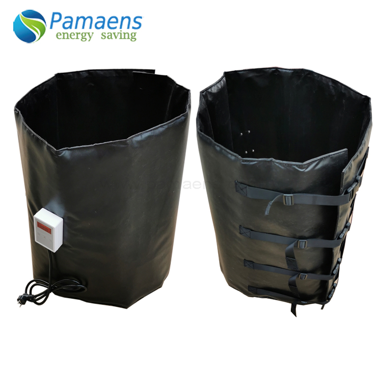 Good Performance 200L Plastic / Steel Drum Heater Blanket Supplied by Factory Directly Featured Image