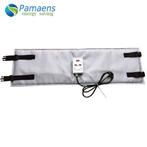 Collapsible Tank Heating Jacket, Best Choice for Heating Oil, Honey, Water