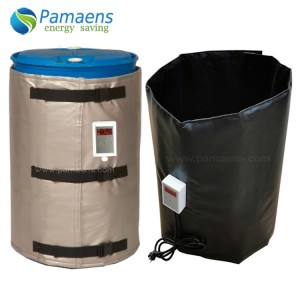 Drum Heated Silicone Tank Blanket with High Heating Efficiency