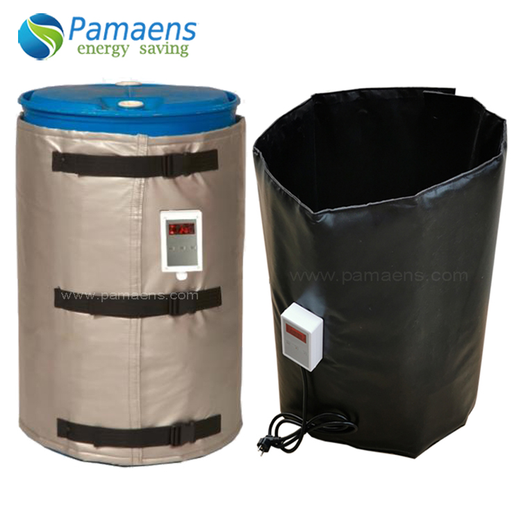 Drum Heated Silicone Tank Blanket with High Heating Efficiency Featured Image