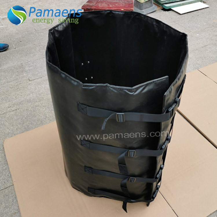 Factory Supplied Industrial 230v Drum Heater Pad For Oil Drum with One Year warranty Featured Image