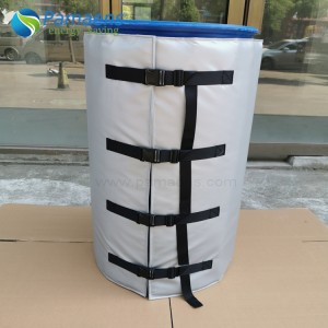 High Quality Drum Heater Blanket for Steel Drum and Plastic Drum Made by Chinese Factory