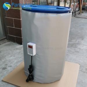 Cobertor de aquecimento de tambor elétrico de 220 V de alta qualidade para óleo de aquecimento, mel, água