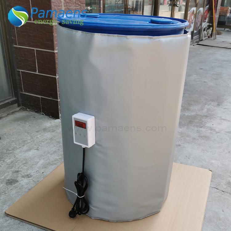 High Quality 220V Electric Drum Heating Blanket for Heating Oil, Honey, Water Featured Image