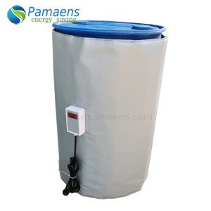 High Quality 220V Electric Drum Heating Blanket for Heating Oil, Honey, Water