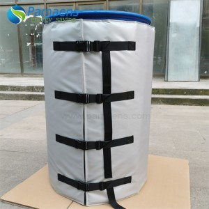 High Quality Electric Heating Jacket 220V/1200W – 2000W for 200 lt Drum with Thermostat
