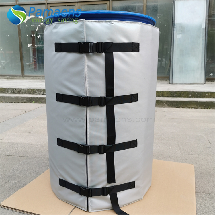 High Quality 55 Gallon Drum Heating Blanket Chinese Factory Supplied Directly Featured Image