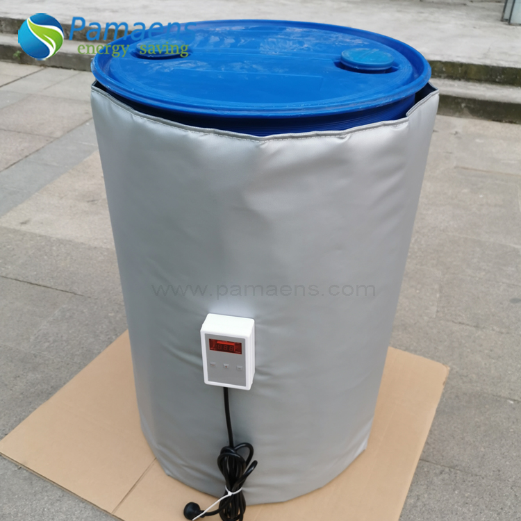 High Quality Electric Heating Jacket 220V/1200W – 2000W for 200 lt Drum with Thermostat Featured Image