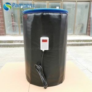 200L 55 Gallon Oil Drum Band Barrel Heating Element Drum Heaters