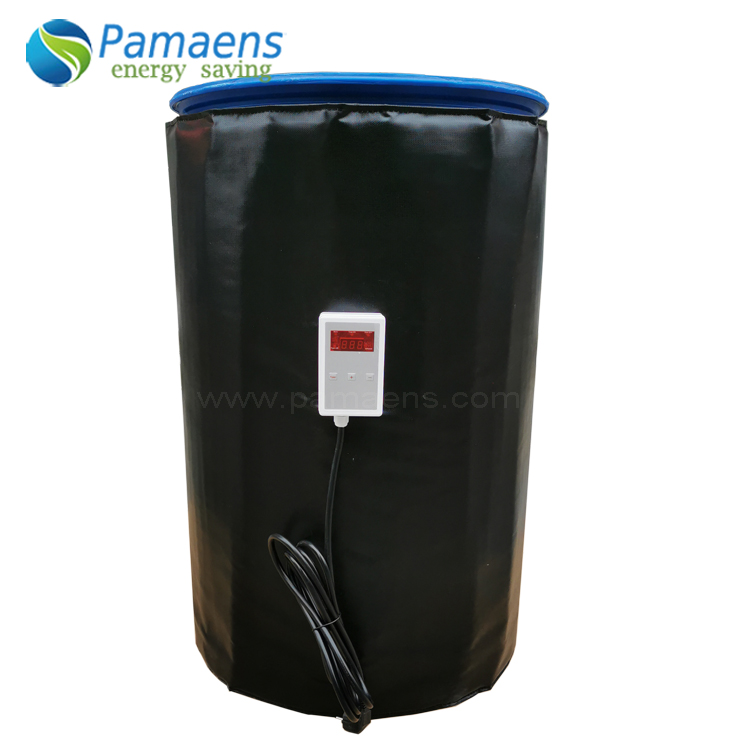 High Quality Oil Drum Barrel Bucket Heater with Adjustable Thermostat Featured Image