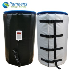 Flexible Oil Drum Heater Blanket for 55 Gallon Oil Drum